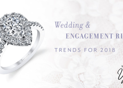 Engagement Ring and Wedding Trends for 2018
